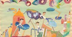 Ένα παραμύθι με την υπογραφή του Αλέξη Κυριτσόπουλου εμπνευσμένο από τα ποιήματα του Γιώργου Σαραντάρη. Τα υπέροχα σχέδια της έκδοσης θα φιλοξενηθούν και στην Γκαλερί Σκουφά. Elle Fashion, Painting, Beauty, Painting Art, Paintings, Painted Canvas, Beauty Illustration, Drawings