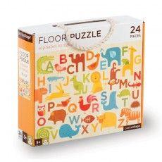 Alphabet Kingdom Floor Puzzle