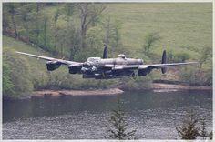 Lanc over the dams, Stunning Aeroplane..........
