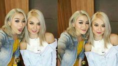 Usai Foto Bareng Dara, Agnez Mo Ubah Gaya Rambutnya