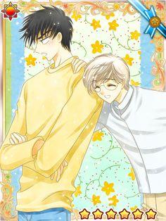 Omg...touya is blushing *//////*