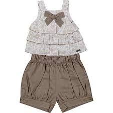 short infantil feminino - Pesquisa Google