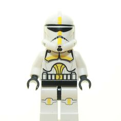 Custom Minifigur - Clone Trooper 327th, Recon