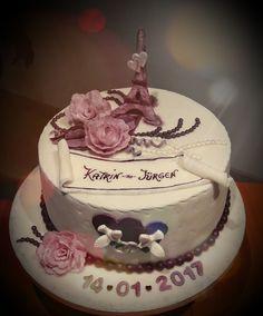 Hochzeits Torte klein