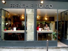 MIDI // Take away Frenchie To Go : Sandwich et Fish & ships | 9, rue du Nil, 75002 Paris - M* Sentier