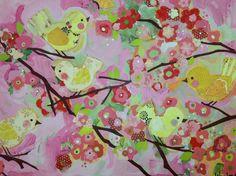 Bird art at Baby Furniture Plus Kids $279