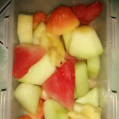 Enjoy fruit