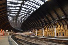 York Railway Station, UK