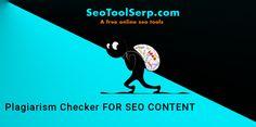 Plagiarism Checker, Free Seo Tools, Content