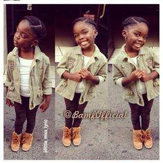 She is too dang cute #Dimples