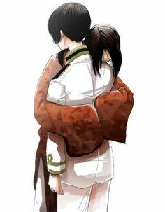 Just a hug, hugs are nice - hetalia Photo
