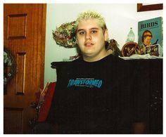 Brandon as a teen;-)