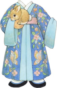 Manualidades Ruth Morehead Vestir Muñeca - Ropa y Accesorios Ilustraciones dibujos infantiles