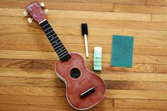 1000 ideas about painted ukulele on pinterest ukulele for Decoration ukulele