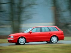 Audi RS2 (8C,B4) '03.1994–05.1995