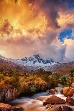 Peru holds many interesting sites, not least of which is the stunning Huascaran National Park #Peru #Southamerica
