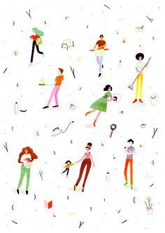 Parece pequeno discutir quem lava a louça, mas a ONU definiu a não-divisão dos trabalhos domésticos como um dos maiores entraves para a equidade  Ilustração Marcella Tamayo