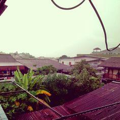 Nunukan is rain