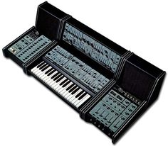 Roland System 100 semi-modular 1975