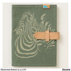 Illustrated Zebras Journal