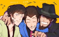 Blade Runner, Me Me Me Anime, Anime Guys, Manga, Lupin The Third, Anime Zodiac, Cute Monkey, Fandoms, Slayer Anime