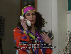 Ab Fab. I could watch this show forever