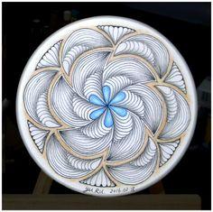 zentangle pattern to inspire