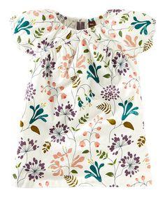 Sesame Honeysuckle Dress - Girls by Tea Collection