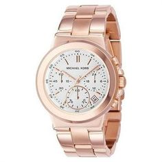 9f22e0524 Women's Watch by Michael Kors Michael Kors Rose Gold, Michael Kors Watch, Michael  Kors