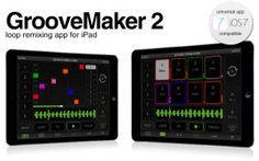 GrooveMaker 2 - Remixing Reinvented. New version now available.