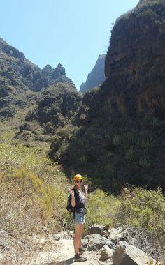 tenerife, hiking, barranco, infierno, senderismo, islas canarias, canary islands, canarias, teneriffa, wanderung, cliffs, beach, hiking, outdoor sport, adeje, waterfall, guanches, aborigine