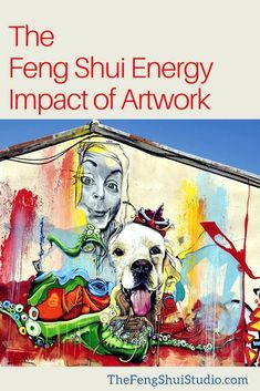 The symbolism in artwork is highly influential on your Feng Shui. Understand the basic and choose art that boosts your energy and creates your Feng Shui home. Feng Shui Studio, Feng Shui Art, Feng Shui Cures, Feng Shui Energy, Feng Shui Basics, Feng Shui Principles, Feng Shui Tips, Feng Shui Office, Feng Shui Symbols