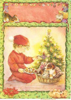 postales navidad