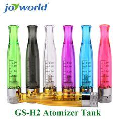 unbreakable e-cigarette ego atomizer E Cigarette h2 atomizer gs h2 clearomizer atomizer Fits all eGo series e-cigarette atomizer #Affiliate