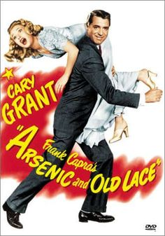 Arsenic and Old Lace is a 1944 Comedy, Drama film directed by Frank Capra and starring Cary Grant, Priscilla Lane. Cary Grant, Funny Movies, Old Movies, Vintage Movies, Funniest Movies, 1940s Movies, Love Movie, Movie Stars, Movie Tv