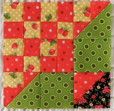 farmer's wife quilt block 91 strawberry basket | Recent Photos The Commons Galleries World Map App Garden Camera Finder ...