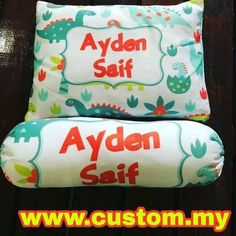 Baby bolster & baby basic pillow   harga serendah RM22 per...