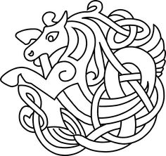 Celtic Horse