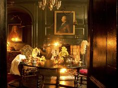 Dennis Severs House, 18 Folgate Street, London   http://twistandtwirl.wordpress.com/2011/05/23/sleep-no-more/