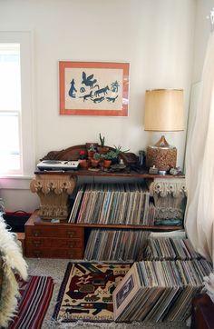 LP lounge
