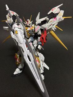 GUNDAM GUY: 1/144 Penezo Gundam - GBWC 2015 (Japan) Entry Build