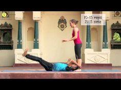 10 Partner Yoga Asanas You Should Try