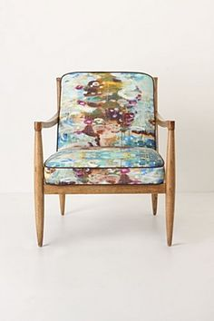 Calandria Armchair, Longshore modern chairs from Anthropologie My Home Design, Take A Seat, Occasional Chairs, Sofa Chair, Bedroom Chair, Modern Chairs, Modern Armchair, Midcentury Modern, Chairs