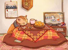 ネコ盛りだくさん、お正月のイラストの画像 | かわいいと猫がいっぱい♪ Lauraのスイーツ&ハンドメイド