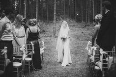 RUSTIC WEDDING wedding ceremony