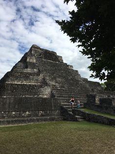 Chaccoben ruins, Mexico
