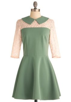 Jade with Love Dress, #ModCloth