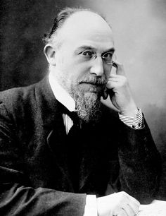 Erik Satie -- not just Erik Satie: a life less ordinary Erik Satie's Gymnopédie No 1 might be a pop classic, but there's much, much more to the fascinating and eccentric French composer Erik Satie, Classical Music Composers, Romantic Composers, Theatre Of The Absurd, Albert Camus, Piano Sheet Music, Stanley Kubrick, Portraits, Conductors