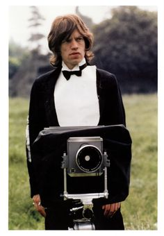 Rolling Stone Mick Jagger
