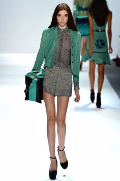 Charlotte Ronson - Spring 2013 Ready-to-Wear